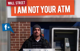 I am Not Your ATM!