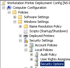 Deploying Printers With Group Policy - New Signature