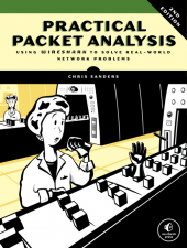 Book Review: Practical Packet Analysis, 2nd Edition - Using