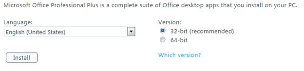 Installing office 2010 bundled with office 365 via windows - Office 365 will not install on windows 7 ...