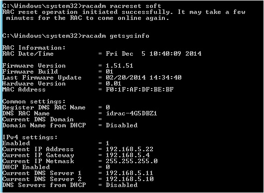 iDRAC authentication issues on Dell servers - New Signature