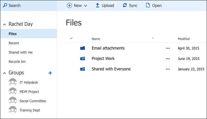 File Storage For Office 365 Groups