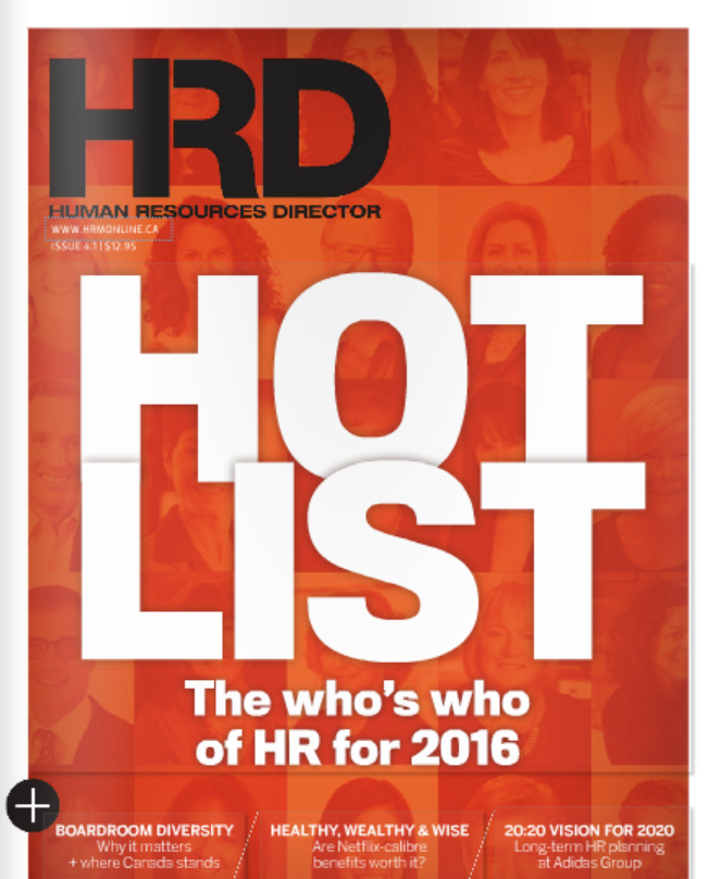 New Signature EVP Vicki Thomson Named to Human Resource Directory's