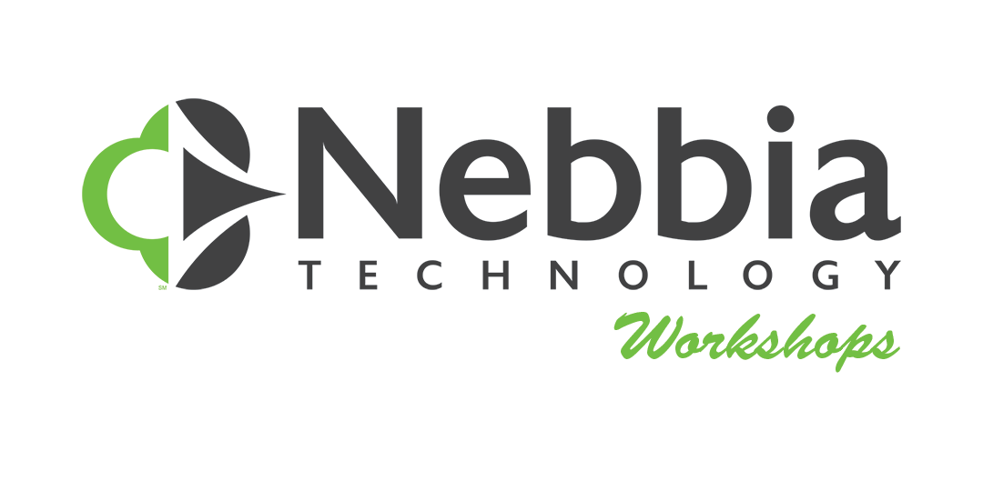 Nebbia technology workshops
