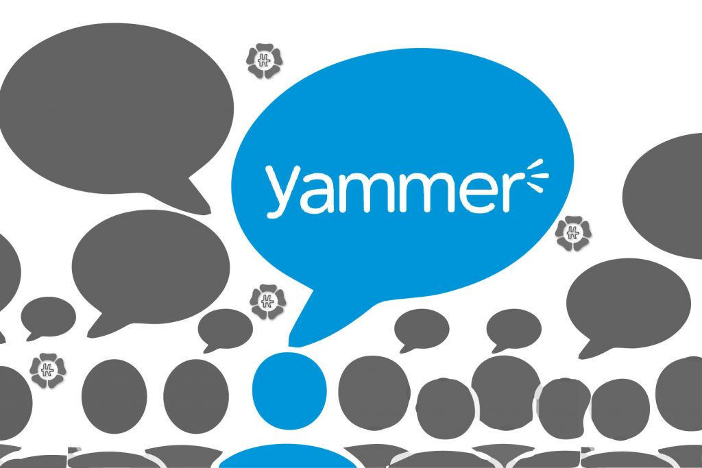 Y Is For Yammer New Signature